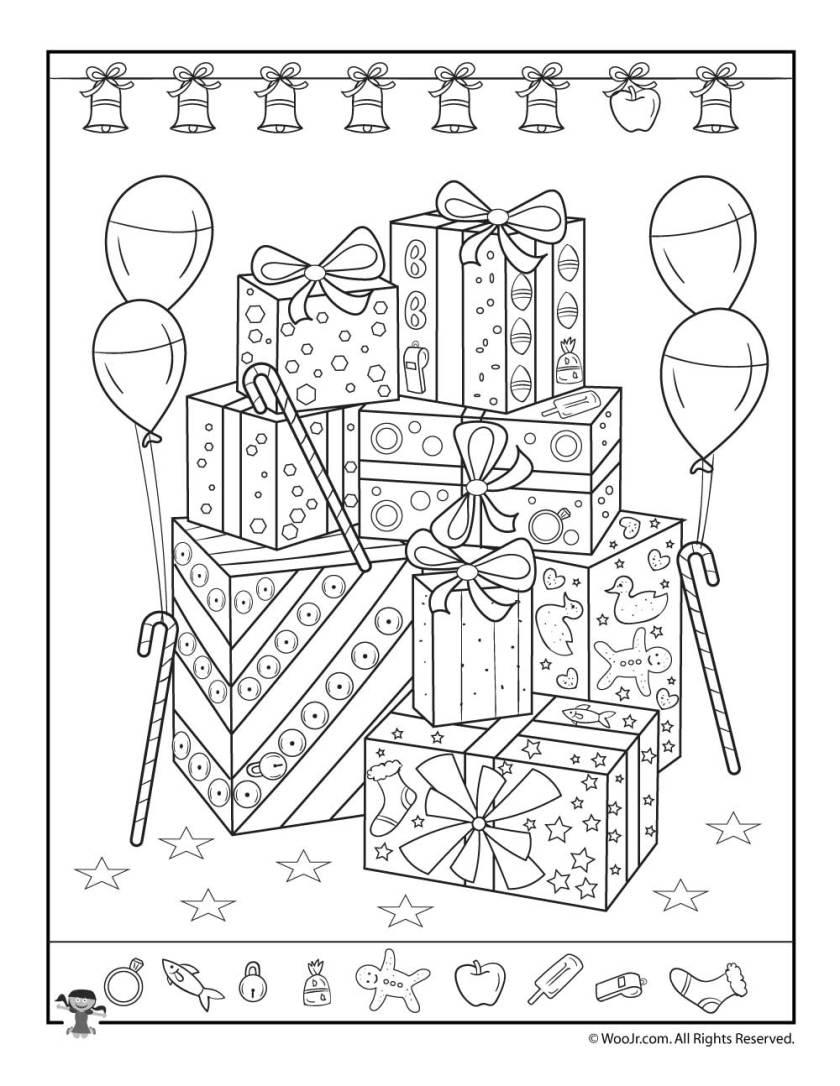 christmas presents i spy printable  woo! jr. kids activities