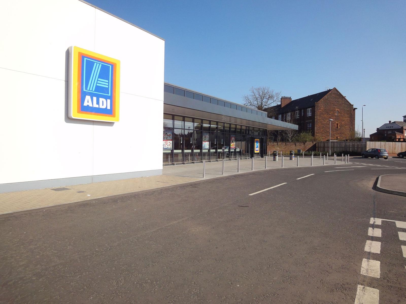 Aldi Stores - Woolgar Hunter