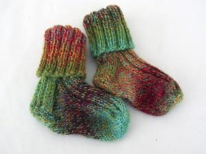 Baby socks for baby feet!