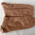 Earl Grey Socks FO 2