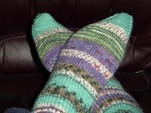 I call them my Water Socks