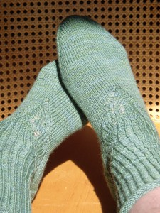 Green of the Day, Finished Object