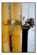 Another detail from door