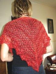 A really pretty shawl
