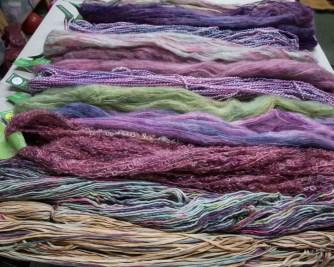 The yarn pack