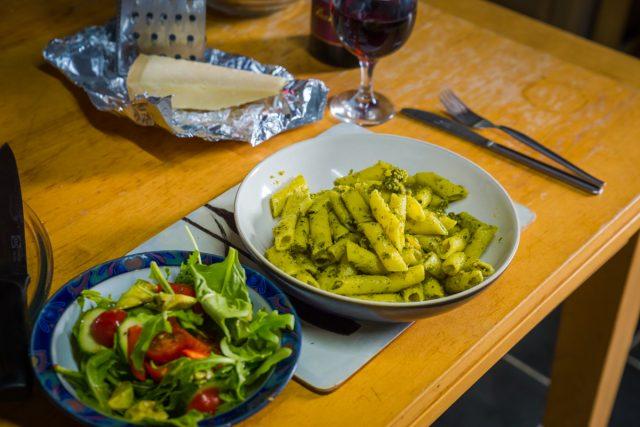 Dinner (2 of 3)