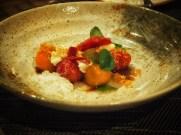 Pressed Heritage Tomatos