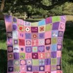 The Blanket for Shefliesonherownwings