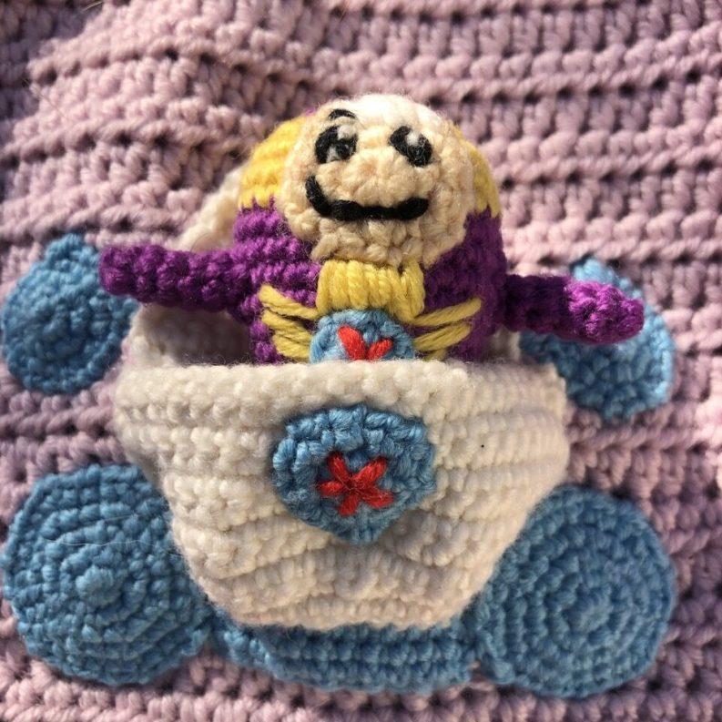 A Blanket for GoJetterGirl