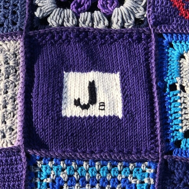 A Blanket for DrLouiseJMoody