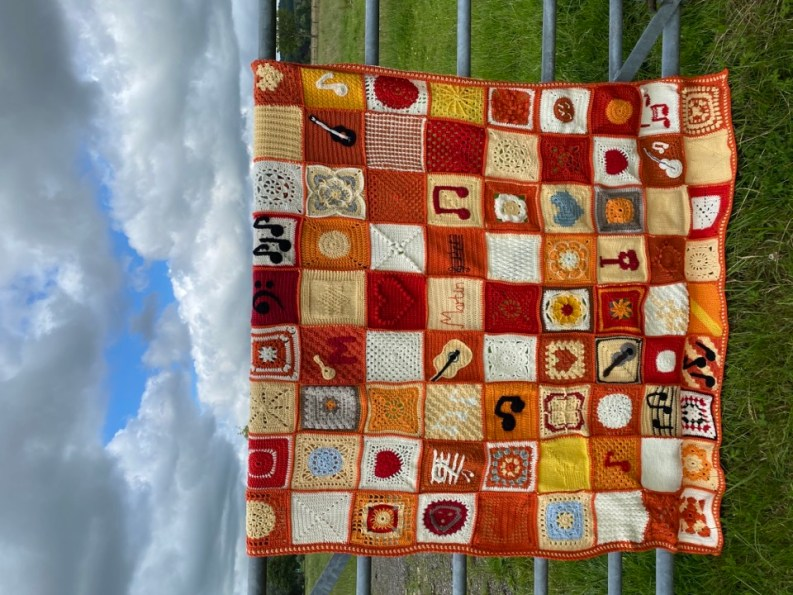 A Blanket for UtterlyEthereal and her family