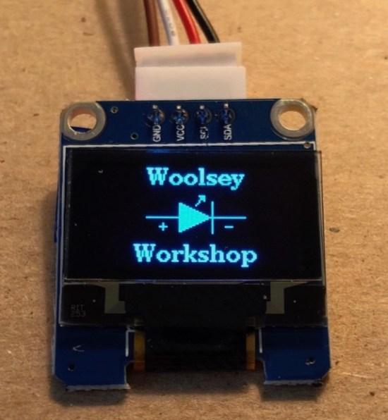 Interfacing An SSD1306 Display Module To An Arduino Uno
