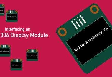 Raspberry Pi SSD1306 Graphic