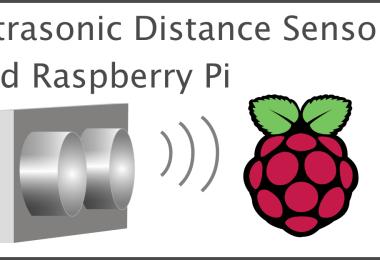 Ultrasonic Distance Sensors And Raspberry Pi Graphic