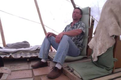 tipi chair in tipi