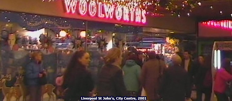 100 Years Of Christmas Window Displays At Woolworths