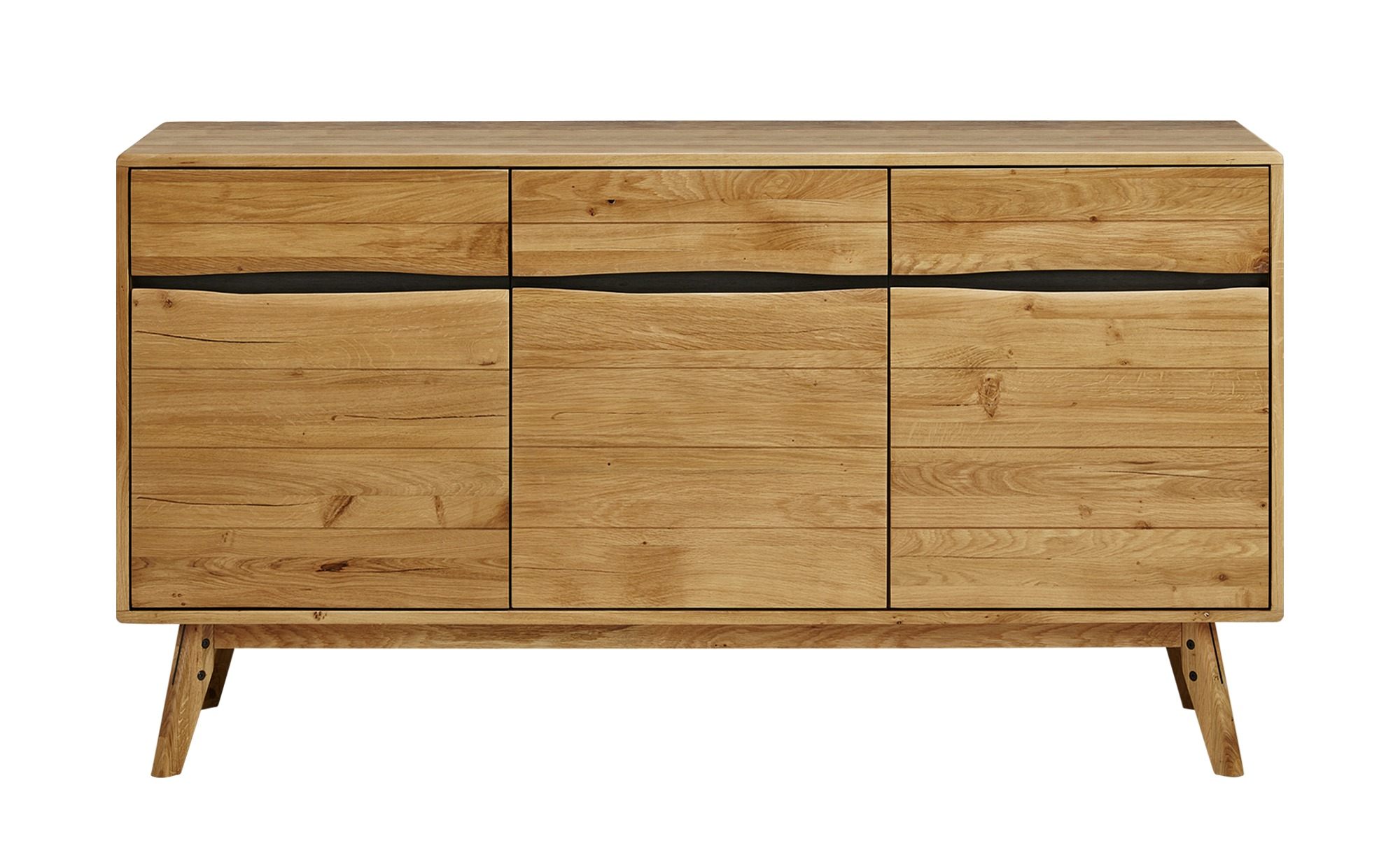 Sideboard Cinnamon Breite 160 Cm Hohe 88 Cm Holzfarben