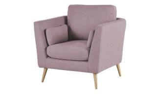 finya Sessel Jane Breite 89 cm Höhe 92 cm rosa/pink ...