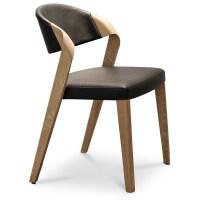 Voglauer Stuhl V Alpin SEGP35 Schwarz Leder online kaufen ...