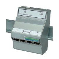 Abitana, Fast Ethernet Switch - 5 ports 10/100bT - DIN-rail (ABI-EL1001S00)