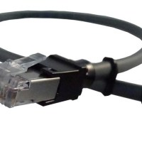 Abitana, Shielded OmniMedia HD 1000 MHz patch cord RJ45-RJ45 - 45cm, 60cm, 75cm, 100cm, 150cm(ABI-PC1002S45)