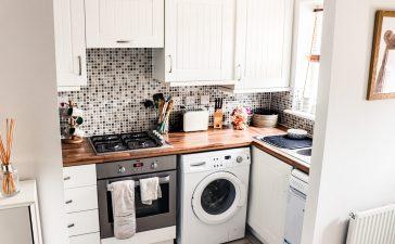 Kleine keuken 4 tips om hem probleemloos in te richten!