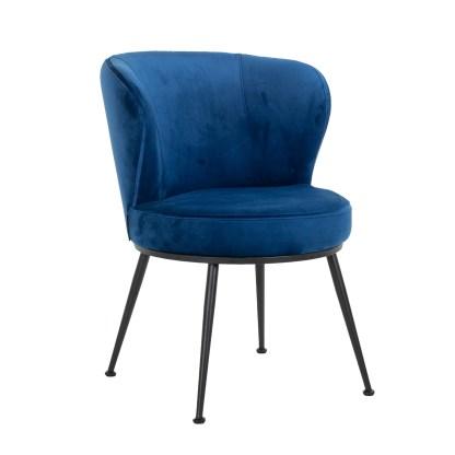 Stoel Meadow Blue Velvet (Quartz Blue 611)