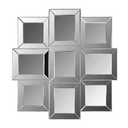 Spiegel Xeon (Zilver)