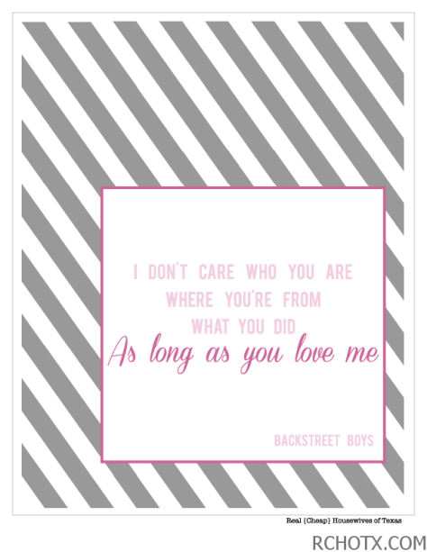 een printable quote via RCHOTX