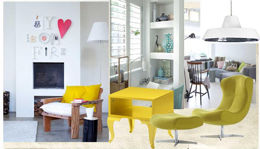 Het woonschrift hoe kies je kleur in je interieur - Kies kleur ruimte ...