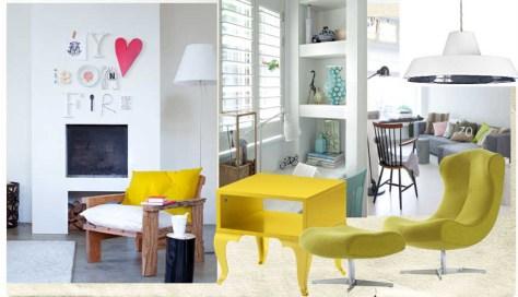 kleur in je interieur