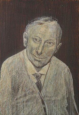 een portret van Suzanne van der Heiden