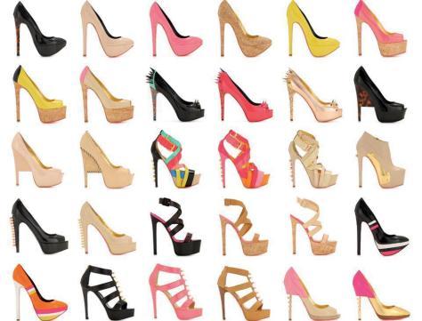 schoenen via media cache