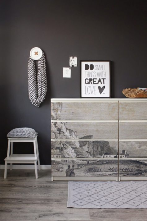 het woonschrift 6 tips om je ikea meubels te pimpen. Black Bedroom Furniture Sets. Home Design Ideas