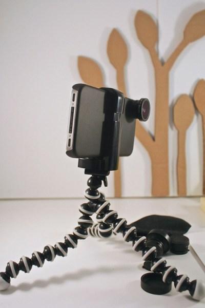 telefoonlenzen