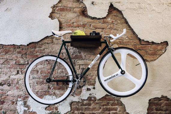 fietsen opbergen in en rond je huis