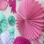 paper styling van een wedding