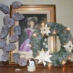 #christmas countdowm dag 20: versier een kerstkrans