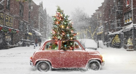 kerstbomenspel