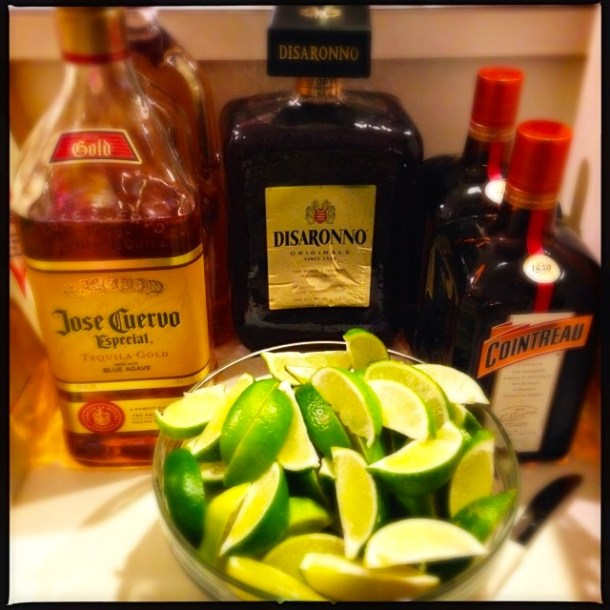 Margarita mixers
