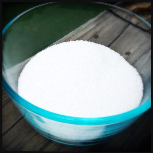 Salt, before smoking