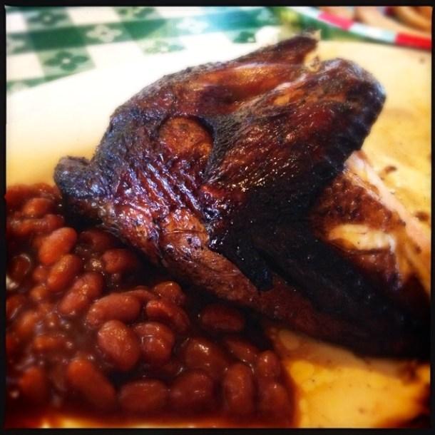 Leatha's Smoked Chicken