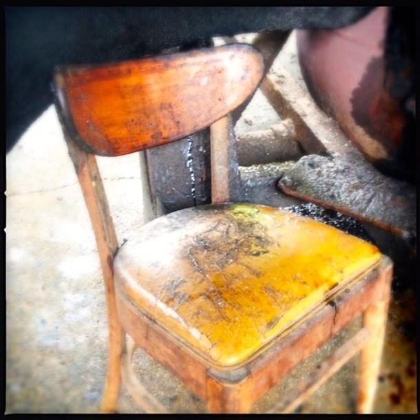Brian's Chair