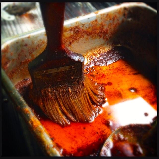 Brian's BBQ Brush