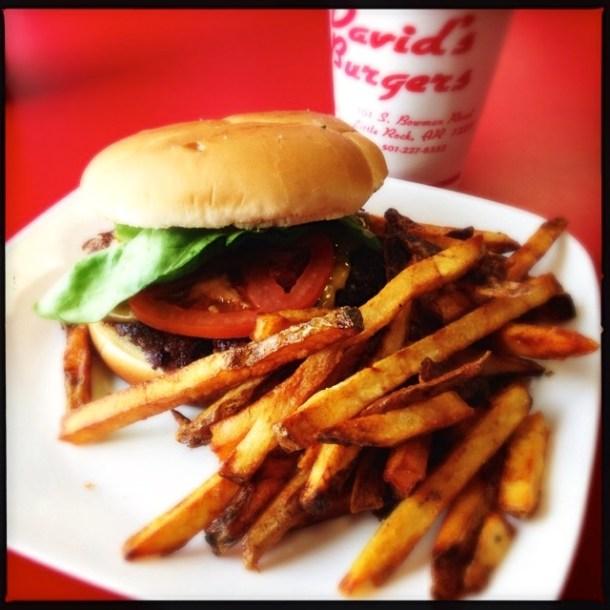 The best burger in Arkansas