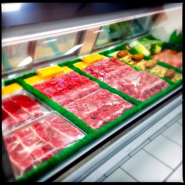 David's Meat Case