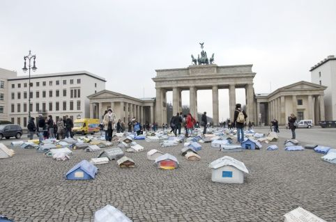 Climate Refugee Camp