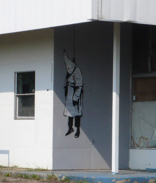 Banksy in Alabama