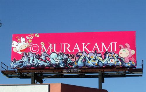 Murakami + REVOK