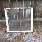Victorian Blown Glass Windows